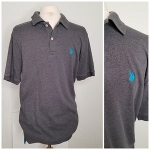 US POLO Collared Tee